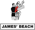 logo image for James Beach
